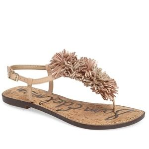Sam Edelman Gates Sandal in Nude